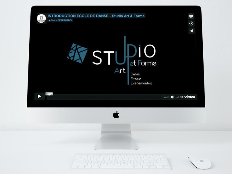Studio Art & Forme – Motion Design